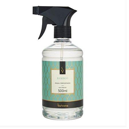 Água perfumada Via Aroma bamboo 500 ml