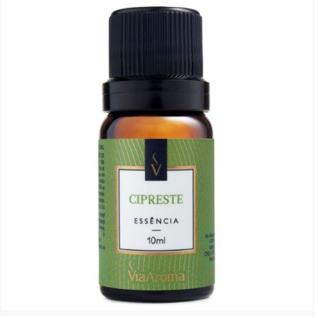 Essência concentrada Via Aroma cipreste 10 ml