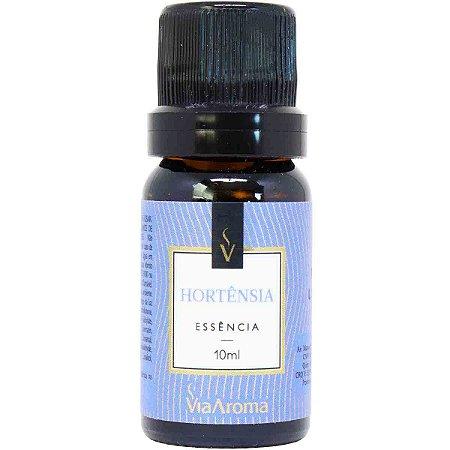 Essência concentrada Via Aroma hortênsia 10 ml