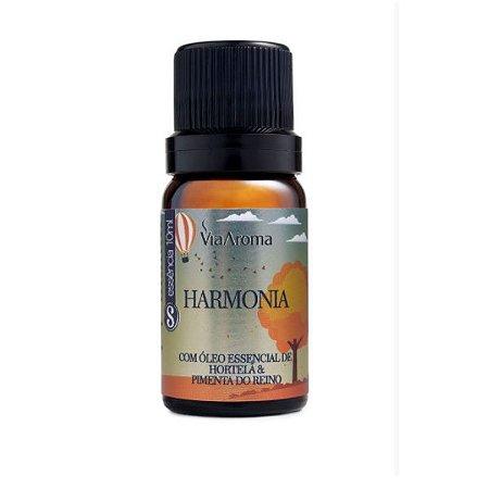 Essência concentrada Via Aroma sensações harmonia  10 ml
