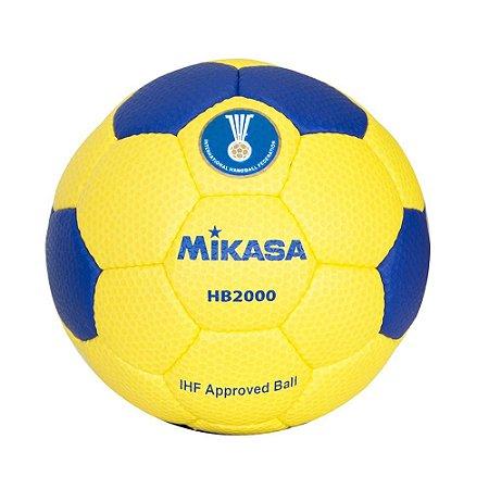 Bola Oficial de Handebol Feminino Mikasa HB2000 - Padrão IHF