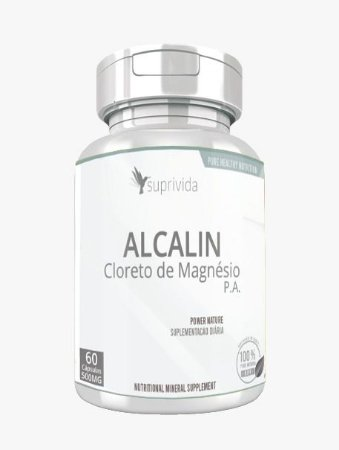 ALCALIN, Cloreto de Magnésio P.A.