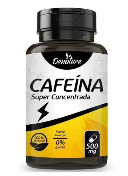 CAFEÍNA, Super Concentrada