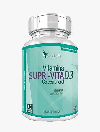 SUPRI-VITA D3, Vitamina D3 + Colecalciferol