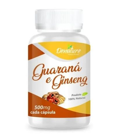 Guaraná e Ginseng