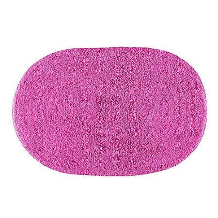Tapete Banheiro 40 x 60 cm Missy Pink Corttex