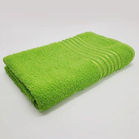 Toalha de Banho 62 x 130 cm Lyra Verde Camesa