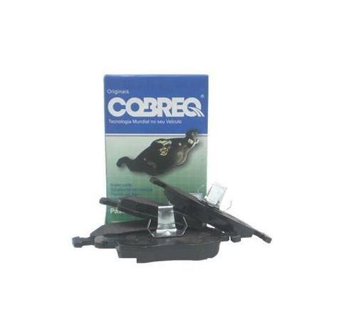 Pastilha Freio Dianteira Cobreq JAC J3 / Hyundai Elantra 91 a 95 - N1201