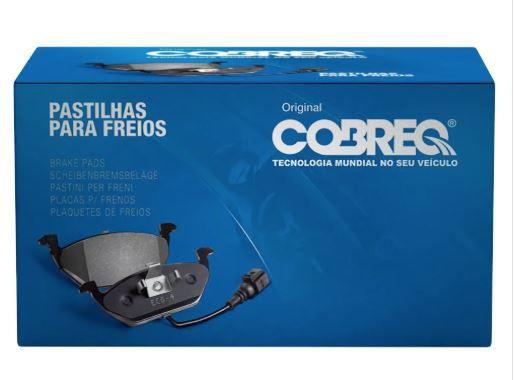 Pastilha Freio Dianteira Cobreq Chevrolet Blazer 1997 A 1998 S10 1997 A 2005 - N341