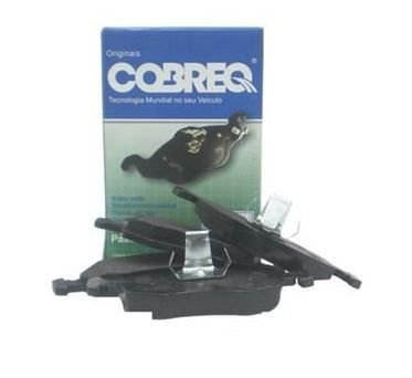 Pastilha Freio Traseira Cobreq Hyundai Elantra / KIA Cerato / JAC J5/J6 - N1249