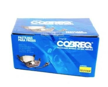 Pastilha Freio Traseira Cobreq Tempra Sw/tipo/145/spider/146/155 /gtv - N824