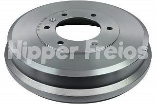 TAMBOR FREIO TRASEIRO HIPPER FREIOS CHEVROLET S10 4X2/4X4 2012 EM DIANTE - HF21F