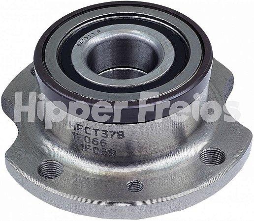 CUBO RODA TRASEIRO HIPPER FREIOS FIAT STRADA 1.5/1.6/1.8 16V 2000 EM DIANTE - HFCT37B