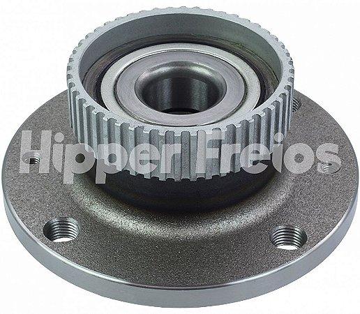 CUBO RODA TRASEIRO HIPPER FREIOS PEUGEOT 206 1.6 16V TODOS COM ABS - HFCT250A