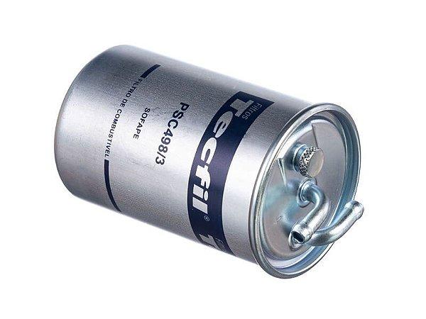 Filtro Combustivel Tecfil Nissan Frontier 2.8 Mwm 02/05 - Psc498/3