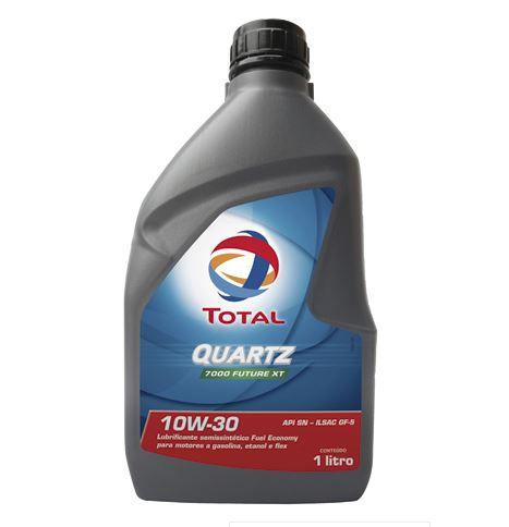 Oleo Lubrificante Motor 10w30 Quartz 7000 Future Xt 1 Litro - 206641