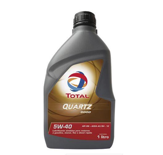 Oleo Lubrificante Motor 5w40 Quartz 9000 1 Litro - 213323
