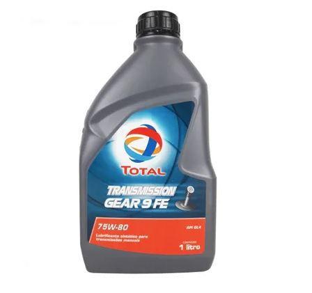 Oleo Lubrificante Cambio 75w80 Gear 9 1 Litro Sintetico - 206104