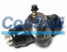 Cilindro Roda Controil Volkswagen Fusca 57/76 C/eixo 5 Furos - C3407