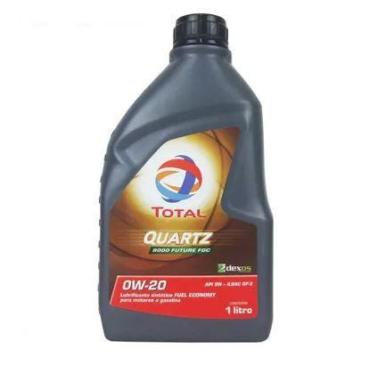 Oleo Lubrificante Motor 0w20 Quartz 9000 Egc 1 Litro - 207688