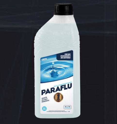 Água Desmineralizada 1 Litro Paraflu - 3031