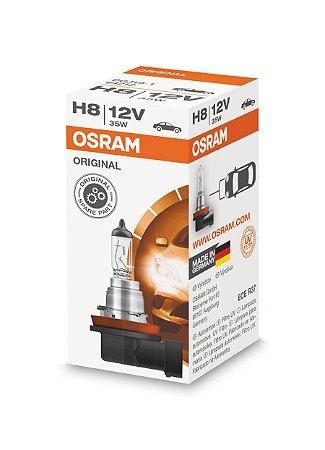 Lâmpada Osram Original Line H8 12v 43w - 64212