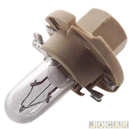 Lâmpada Osram Plastic Mf 12v Bx8.4d - 2452mfx6