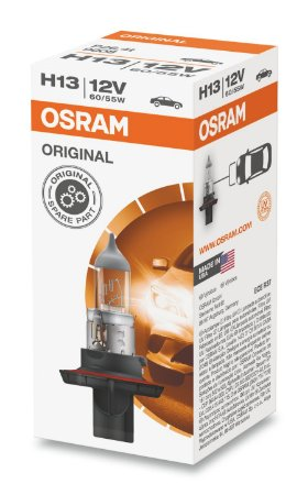 Lâmpada Osram Original Line H13 12v 55w - 9008