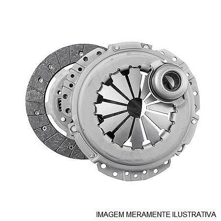 Kit de Embreagem Luk Fiat Brava 1.6 16v 00/ - 620302900