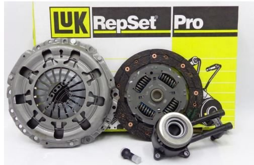 Kit de Embreagem Luk Ford Escort 1.6 8v Zetec Rocam 00/02 - 620310033