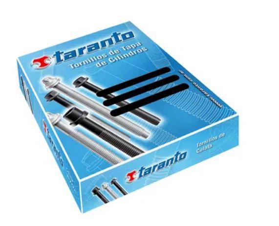 Parafuso Cabecote Taranto Ford Ka 1.0 8v Flex 08/13 - B340100