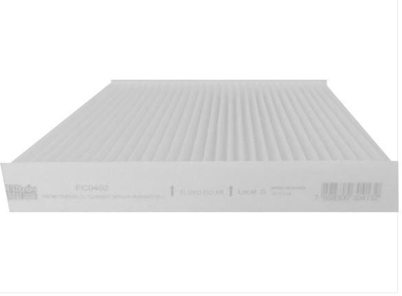 Filtro Ar Cabine Filtros Mil Gm S10 2.4 8v Flex 12/ - Fc0402