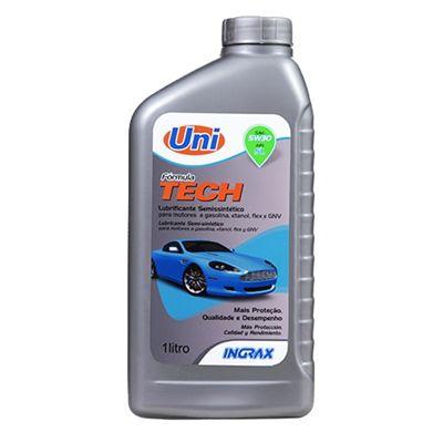 Oleo Lubrificante Motor Ingrax 15w40 Uni Tech Sl 1l - 10249