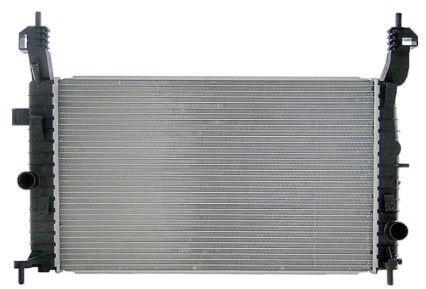 Radiador Notus Gm Meriva 14/18 04/12 Com Ar - 4381126