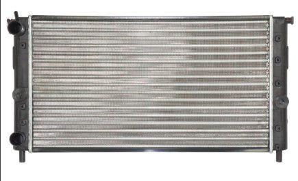 Radiador Notus Fiat Uno Mille 1.0 96/ Sem Ar - 20074534