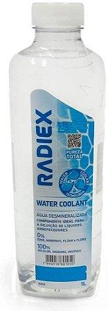 Água Desmineralizada Radiex 1l - A902