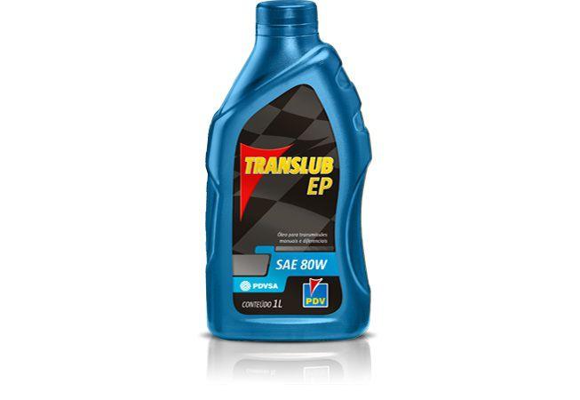 Oleo Lubrificante Cambio Pdv 80w Translub Gl5 1l - 01090316003