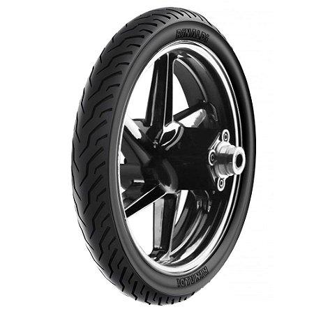 Pneu  Moto Cg 125 / 150/ 160 Titan Fan Dianteiro 2.75 - 18 Ss48 42p S/c Rinaldi - 800150003