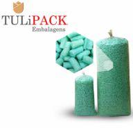 BIO PACK (EXTRUSADO DE MILHO) - Isopor para proteção -TAM.P