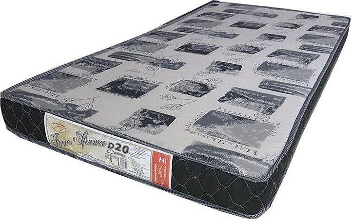 Colchão de Espuma NUVOLE D-20  88x188x12