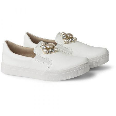 SLIP-ON IT – DELICATE PREMIUM WHITE