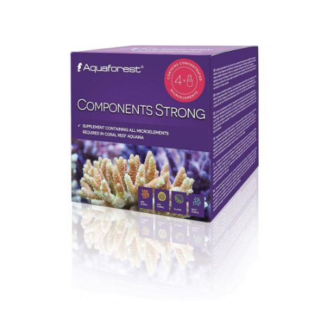 AF Component Strong - 4x75ml