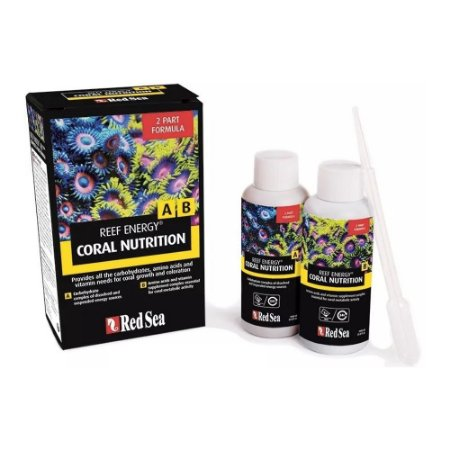 Red Sea Reef Energy Coral Nutrition A/B