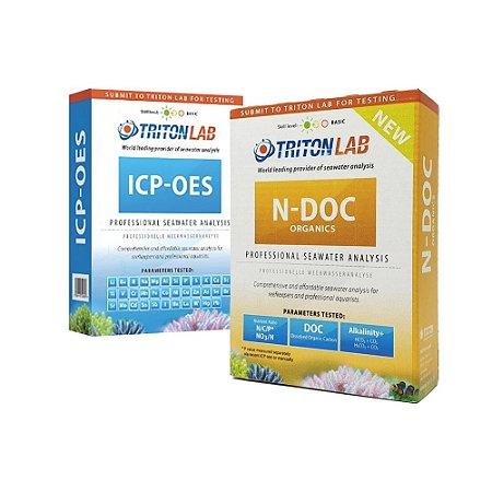 Triton Testes ICP-OES + N-DOC