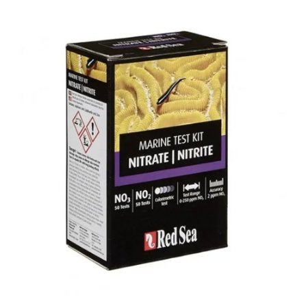 Red Sea Marine Test Kit Nitrite/Nitrate (NO2/NO3)