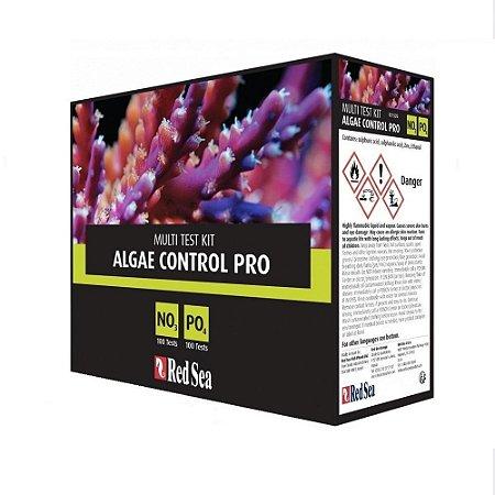 Red Sea Multi Test Kit Algae Control (NO3/PO4)