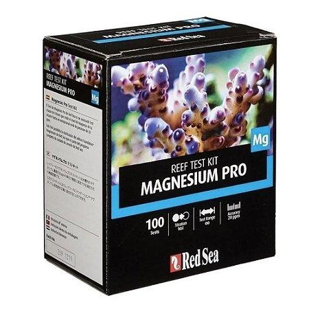 Red Sea Reef Test Kit Magnesium Pro (Mg)