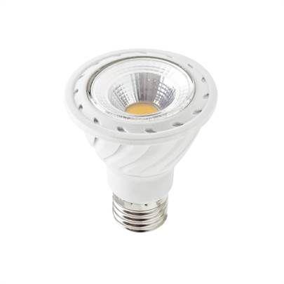 Lampada COB LED Par20 E27 6w Branco Frio 6500K Bivolt