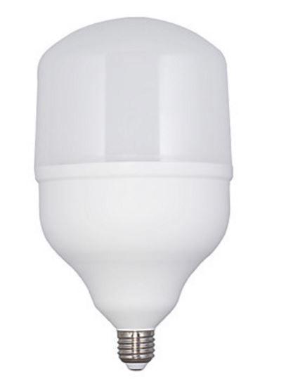 Lâmpada LED Super Bulbo 50w E40 Bivolt 6000K Branco Frio