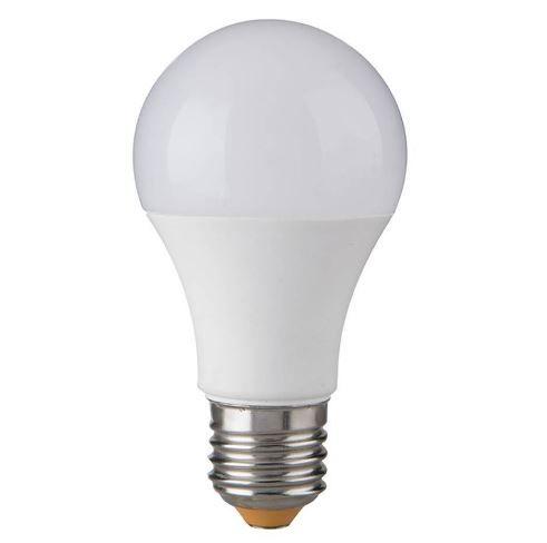 Lâmpada LED Bulbo 10W A60 Bivolt 6000K Branco Frio